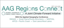 AAG 2021 Regions Connect fall meetings